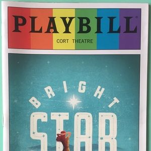 Pride Playbill Bright Star Carmen Cusack Dee Hoty